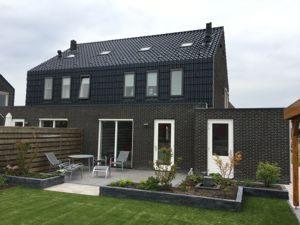 Energielabel voor 4 woningen Castorstraat Zuidhorn