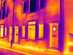 Energielabel Groningen is specilist in gebouw thermografie