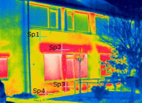 Thermografie in Peize door Energielabel Groningen