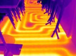 Thermografie vloerverwarming Groningen