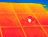 Thermografie bij zonnepanelen in Groningen